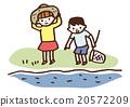 child kid river 20572209