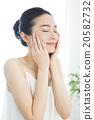 女性 保濕 皮膚養護 20582732