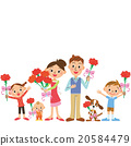 母亲节 家人 家族 20584479
