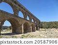 pont, du, gard 20587906