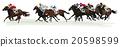 Horse racing 20598599