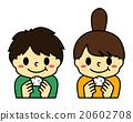 snack, daifuku, bean daifuku 20602708