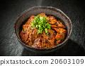 猪肉饭碗 韩国烧烤 烤猪 20603109
