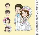 Wedding Cartoon 20604117