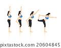 Yoga Poses 20604845