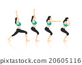 Yoga Poses 20605116
