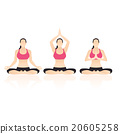 Yoga Poses 20605258