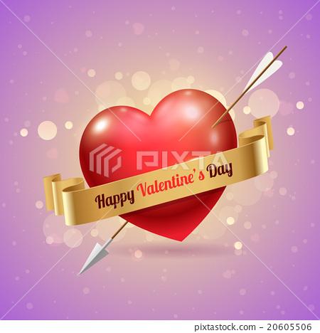 Valentine Heart 20605506