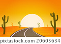 Desert Road 20605634