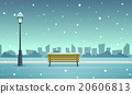 Winter City Park 20606813