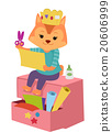 Cat Paper Craft Artist 20606999