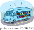 Books Mobile Library Travel 20607253