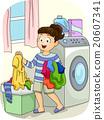 Kid Girl Laundry Hamper 20607341