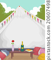 Glamping Wine Tent 20607498