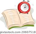 Book Clock Speed Reading Measure 20607518