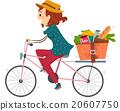 bicycle bike female 20607750