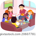 Stickman Teens Book Club Discussion 20607781