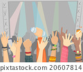 Raised Hands Concert Festival Party 20607814
