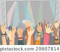 Raised Hands Concert Festival Party 20607814