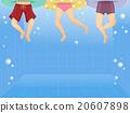 Feet Kids Underwater Pool Floaters 20607898