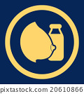 Mother Milk Rounded Vector Icon 20610866