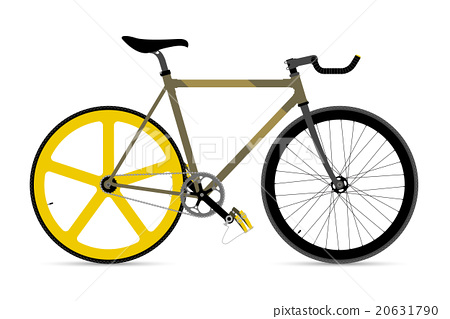 Fixed gear bicycle 20631790