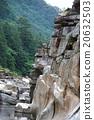 寝觉床 风景 岩石 20632503