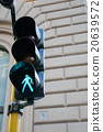 羅馬 羅馬的 紅綠燈 20639572