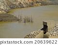 飢餓 水壩 蓄水池 20639622