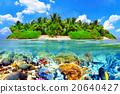 岛 马尔代夫 热带 20640427