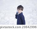 男孩 男孩们 雪球大战 20642996