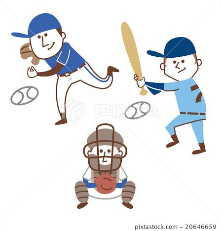 baseball, baseballs, pitcher 20646659