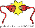 vector, plug, socket 20653941
