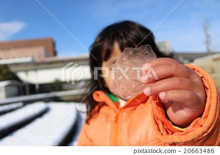 얼음과 어린이 20663486