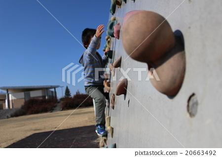 Wall Climbing 20663492