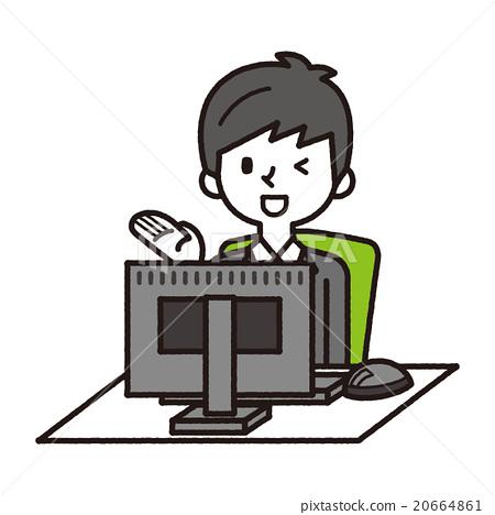公司職員 工薪族 上班族 20664861