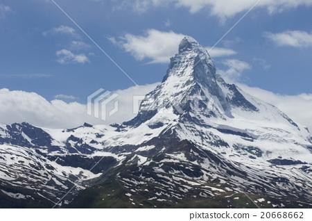 Matterhorn desired from Gornergrat 20668662