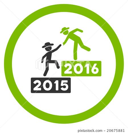 2016 Business Training Icon 20675881
