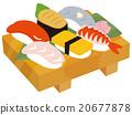 sushi, japanese, cuisine 20677878