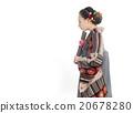 ผู้หญิงกิโมโน 20678280