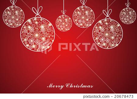 聖誕節 聖誕元素 卡片 20678473