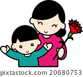mothers day, mother's day, parent and child 20680753