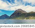 coastline, mountain, north 20685845