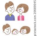 夫婦 一對 情侶 20689045