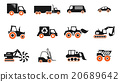 Transportation simply icons 20689642