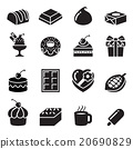Chocolate Icons 20690829