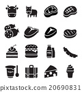 cattle icons 20690831
