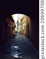 羅馬 胡同 街景 20699706