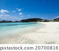 akajima, island, blue 20700816