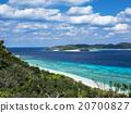 akajima, island, blue 20700827